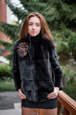 Куртки Норковые